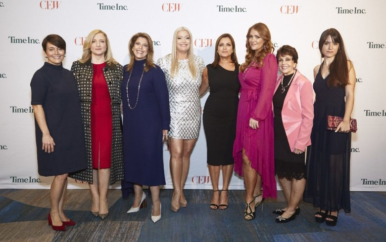 Cosmetic Executive Women honors six beauty industry leaders at 42nd annual Achiever Awards