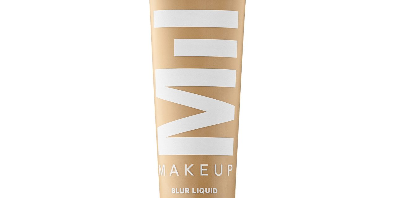 MILK MakeUp – Blur Liquid Matte Foundation