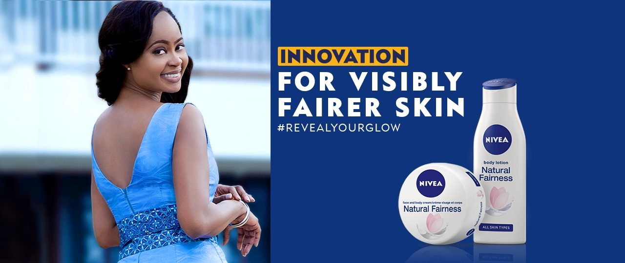 Nivea caught in race row as social media users call for removal of 'racist' billboard ad across Africa