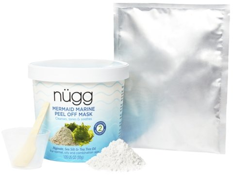 Nügg – Mermaid Marine Peel Off Face Mask
