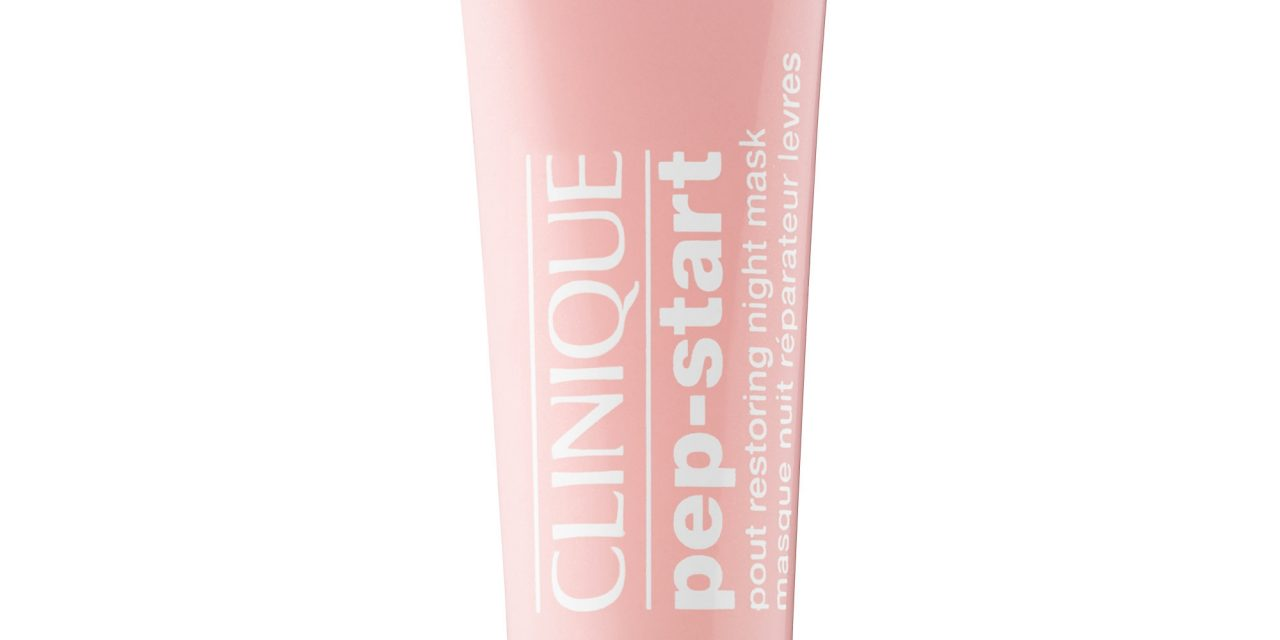 CLINIQUE – Pep-Start™ Pout Restoring Night Mask