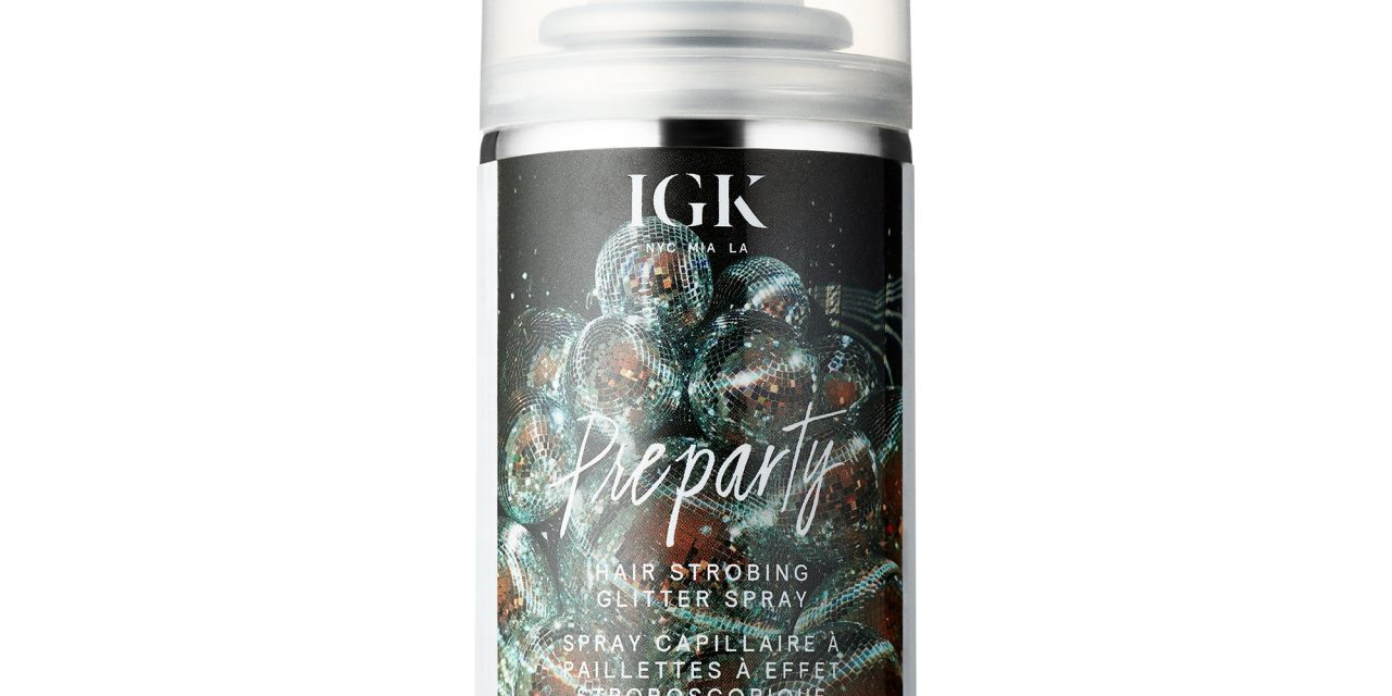 IGK – Preparty Hair Strobing Glitter Spray