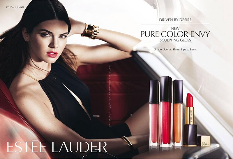 Kendall Jenner tops Forbes' 2017 highest earning model list thanks to lucrative Estée Lauder contract