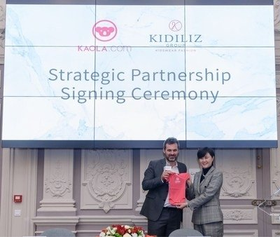 NetEase Kaola signs partnership to bring more French brands to China