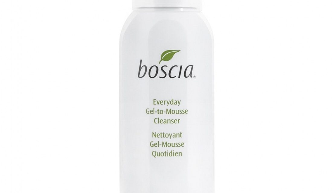 Boscia – Everyday Gel-to-Mousse Cleanser