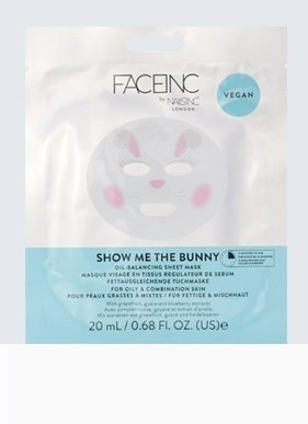 INC.redible – Show me the Bunny Sheet Mask