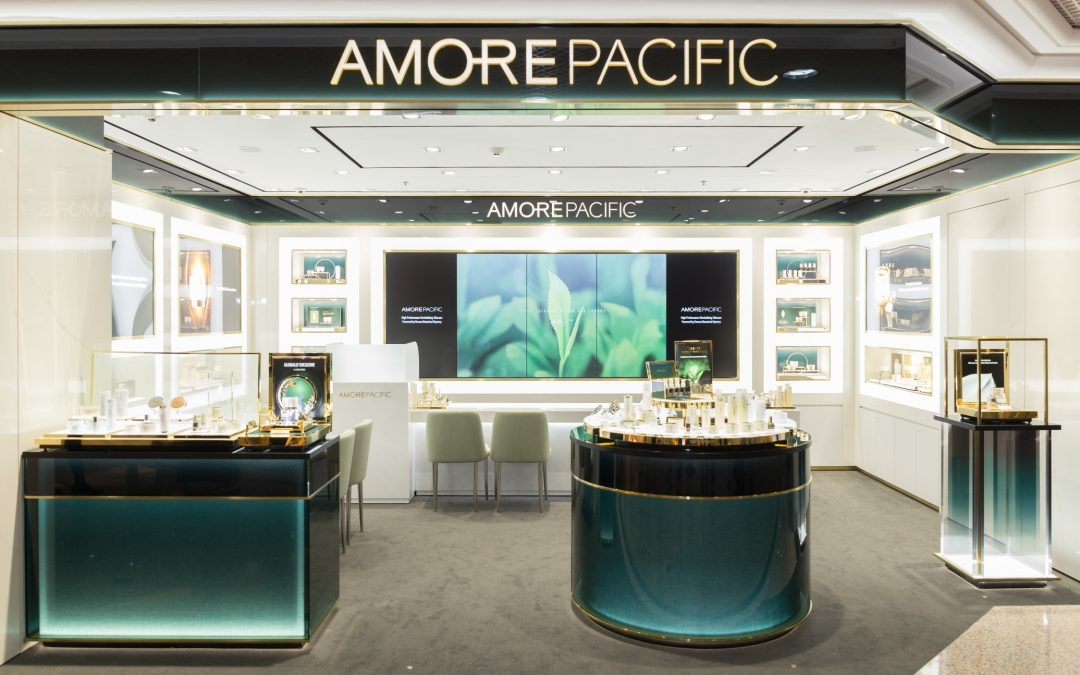 AmorePacific export sales top $300 million thanks to strong US sales