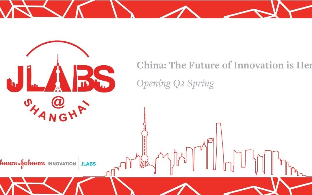 Johnson & Johnson Innovation JLABS expands into China with new Shanghai centre