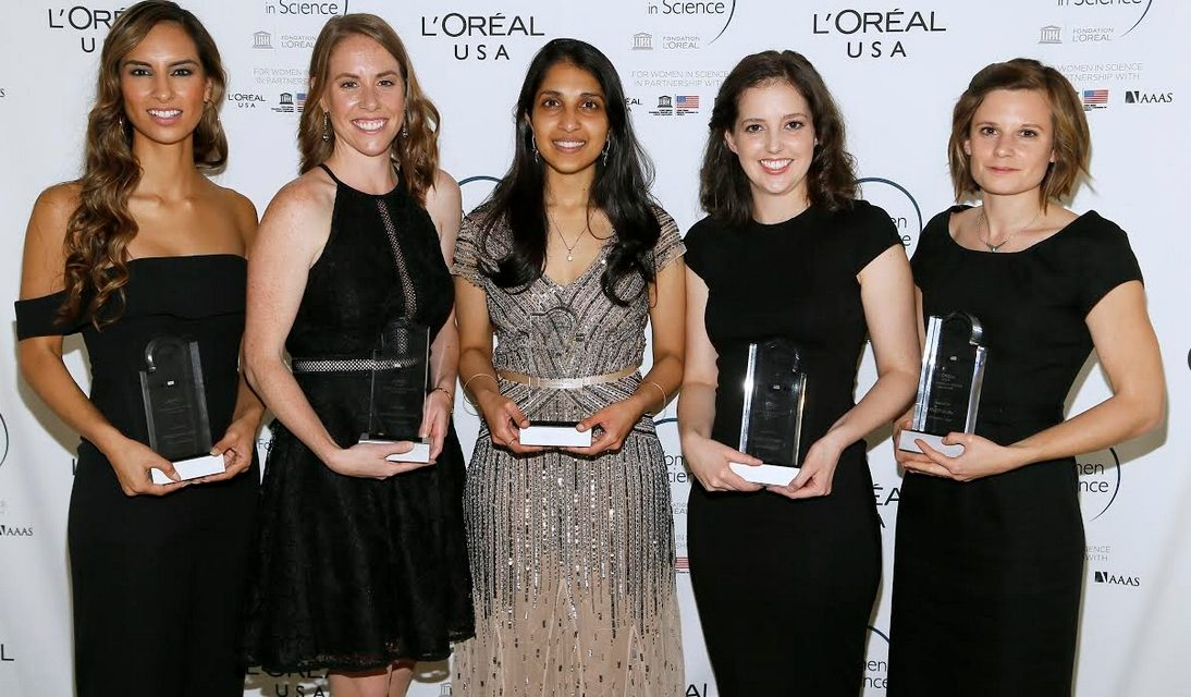 L'Oréal Paris celebrates 2017 Women of Worth at glittering ceremony