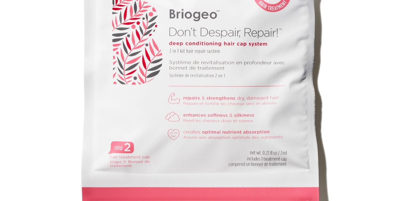 Briogeo's  – deep conditioning Don't Despair, Repair! Mask