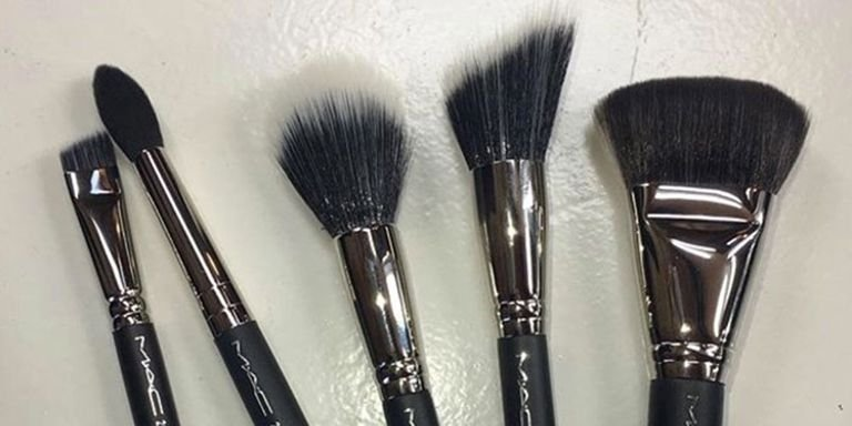 MAC changes entire make-up brush collection from animal hair to synthetic fibres