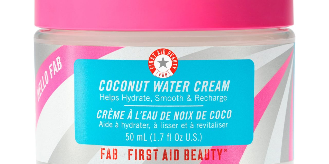 FIRST AID BEAUTY – Hello FAB Coconut Water Cream