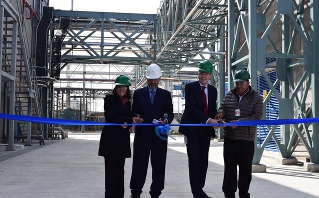 AkzoNobel completes €22 million expansion of Mexico facility