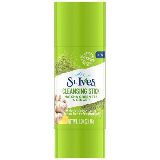 St. Ives – Matcha, Green Tea & Ginger Cleansing Stick