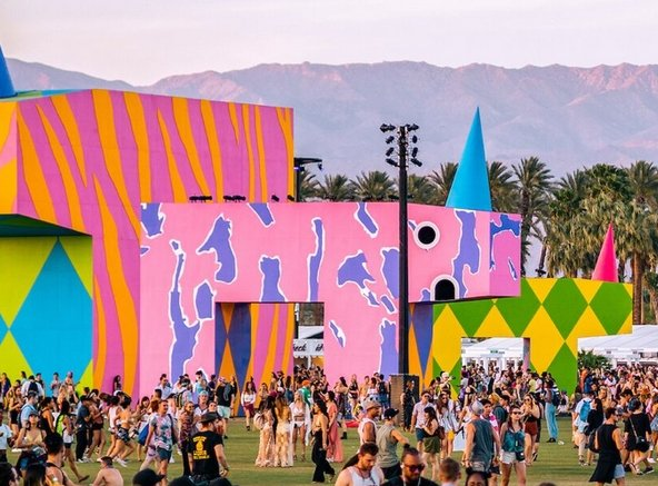 Sephora signs on as official beauty partner for Coachella for second year