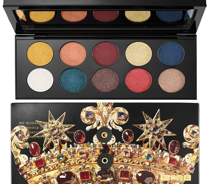 PAT MCGRATH LABS  – Mothership IV Eyeshadow Palette – Decadence