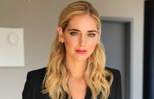 Lancôme names influencer Chiara Ferragni as muse
