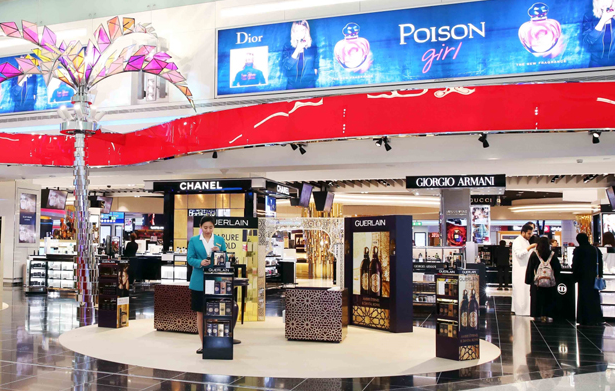 Dubai Duty Free clocks up sales of Dh21.23 million each day