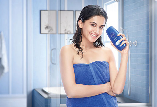 Taapsee Pannu named brand ambassador for Nivea India