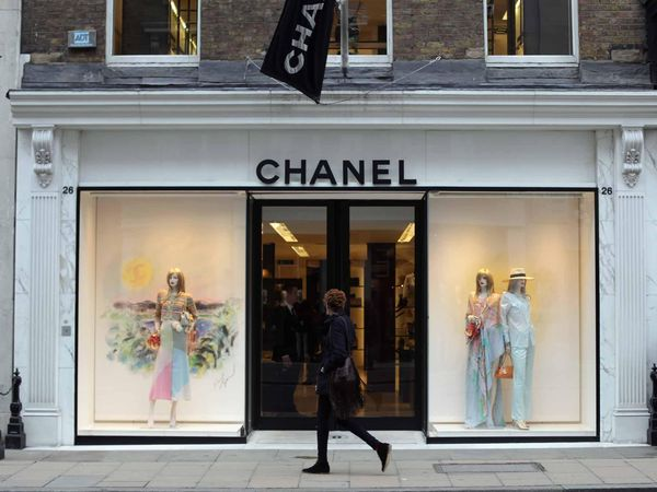 Luxury holds its breath as Chanel London flagship listed