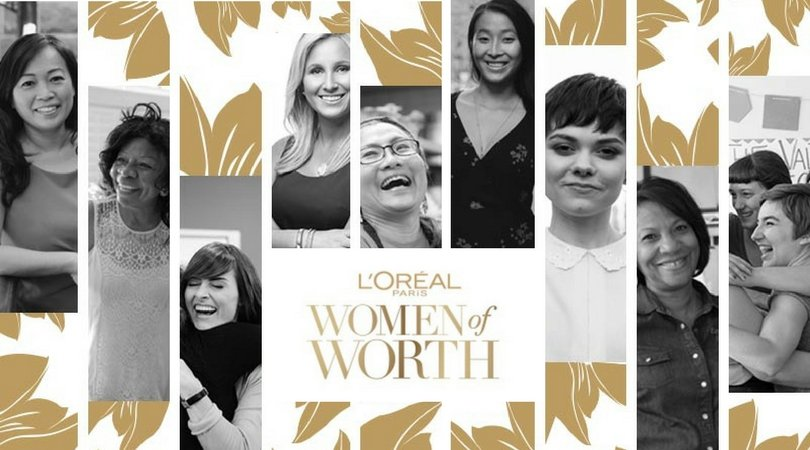 L'Oréal Paris chooses 10 Women of Worth for 2018 honouree list