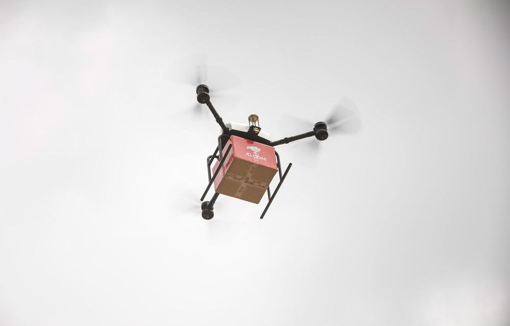 JD.com paves the way for drone deliveries in Southeast Asia with first government-approved flight in Indonesia