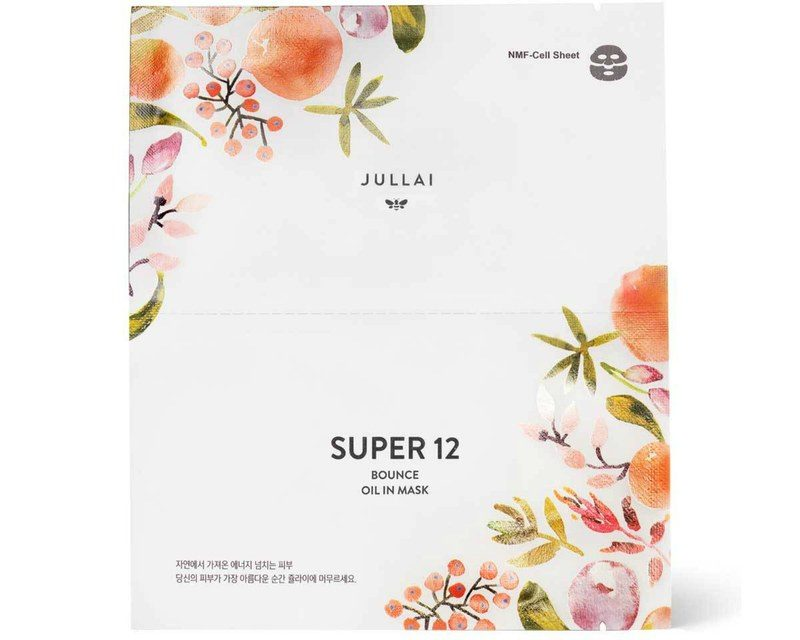 Jullai  – Super 12 Bounce Oil In Mask