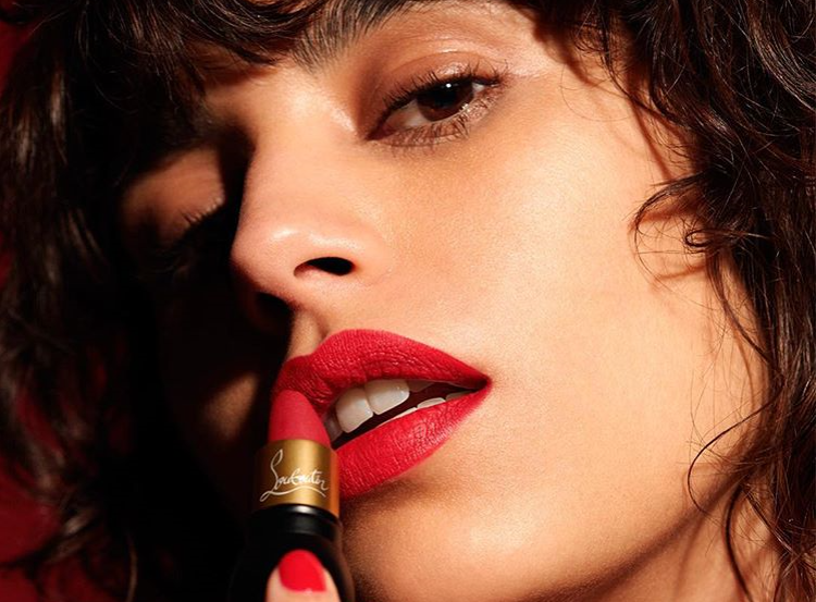 Christian Louboutin names Mica Arganaraz as Global Beauty Ambassador