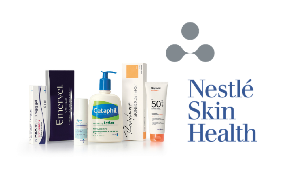 Nestlé in 'exclusive negotiations' with EQT consortium over sale of Skin Health unit