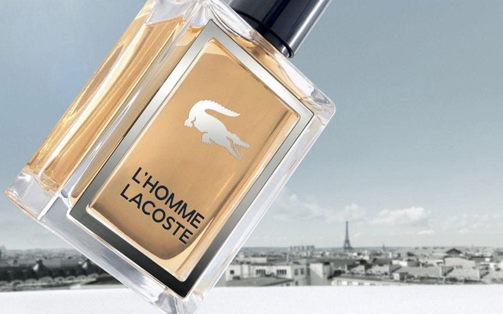 Coty and Lacoste renew fragrance licensing partnership