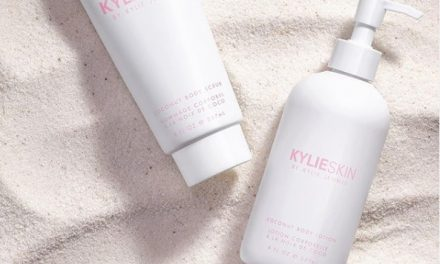 Kylie Jenner branches out into body care