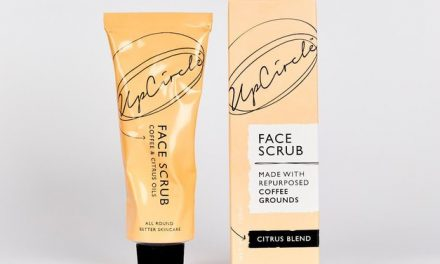 Upcircle Beauty  –  Coffee Face Scrub Citrus Blend