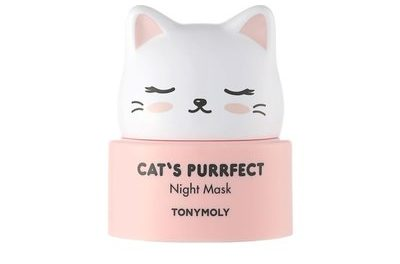 TonyMoly Cat's Purrfect Night Mask
