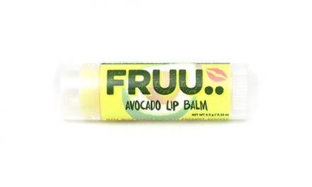 Fruu  –  Avocado Lip Balm