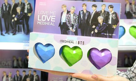 Mediheal brings cult 'Love Me' sheet mask to the U.S. after product sells out in three hours following Korean launch