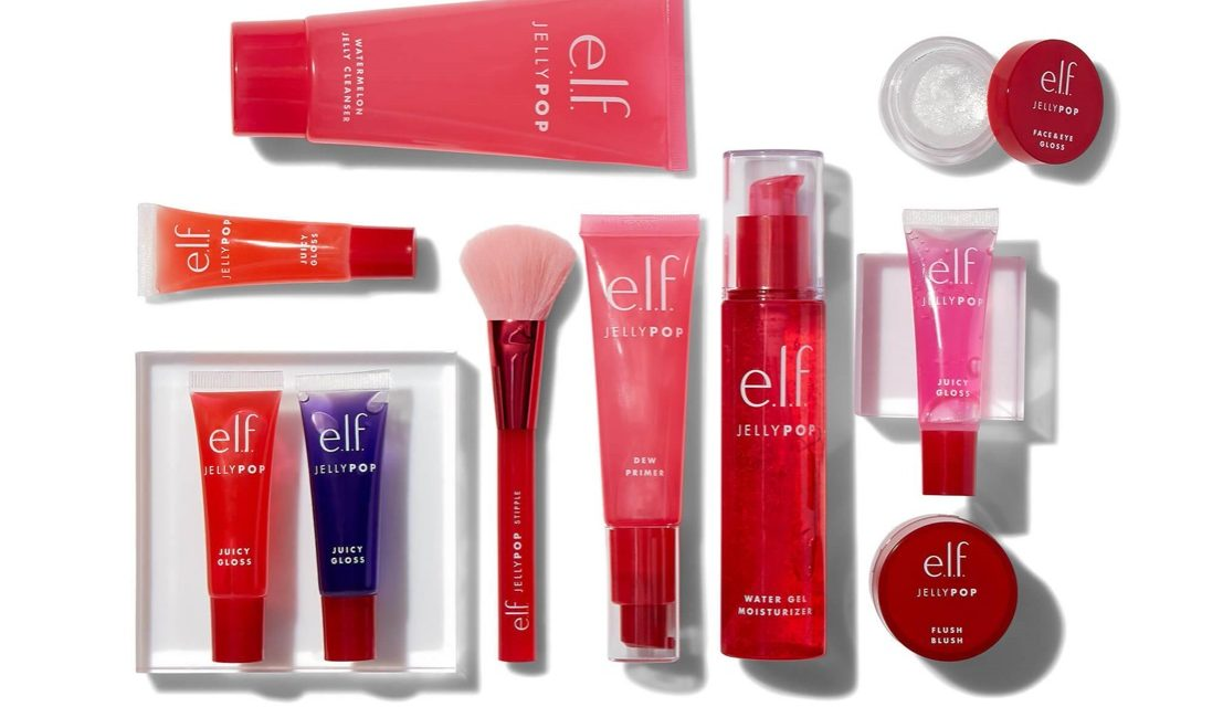Elf Beauty: sales 'exceed expectations'; up 3 percent in transition period