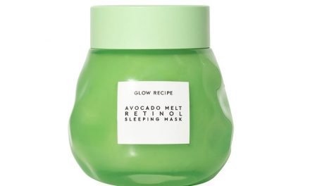 Glow Recipe Avocado Melt Rentinol Sleep Mask