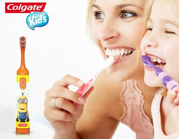 Eco-credentials of Colgate's disposable battery-powered toothbrushes for kids questioned