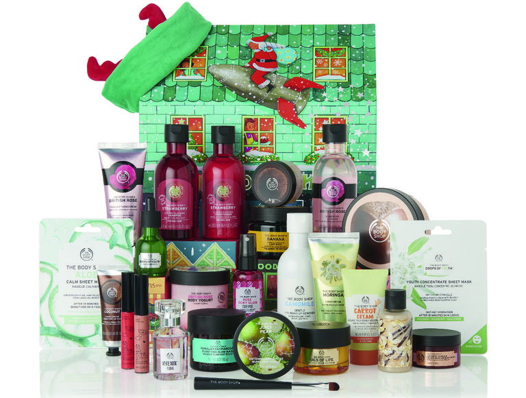 The Body Shop Ultimate Beauty Advent Calendar  2019