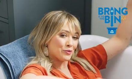 Hilary Duff to front Unilever-Walmart collab to encourage recycling