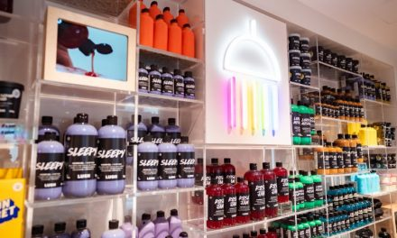 Lush opens first language-free digital store in Shinjuku, Japan