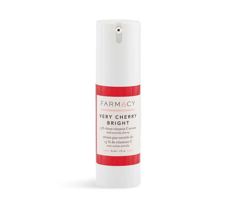 Farmacy Beauty Very Cherry Bright Serum