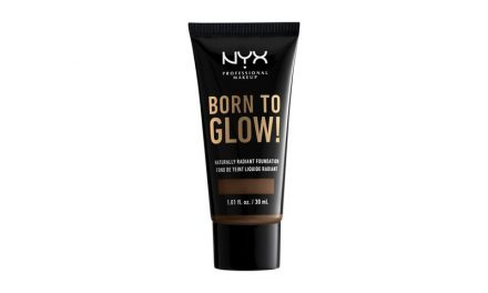 NYX Cosmetics Born to Glow Naturally Radiant Foundation