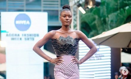 Nivea continues to invest in African fashion; sponsors Accra Fashion Week 2019