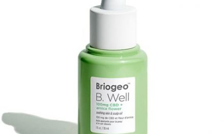 Briogeo B. Well 100mg CBD + Arnica Flower Soothing Skin & Scalp Oil