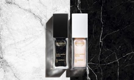 The Kooples collaborates with Clarins on new moisturizing lip oil
