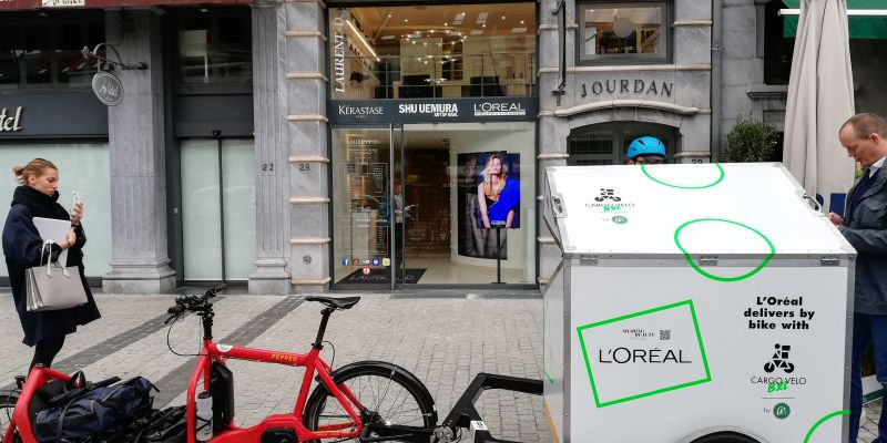 L'Oréal joins forces with telecoms company Proximus in new scheme to reduce eco footprint