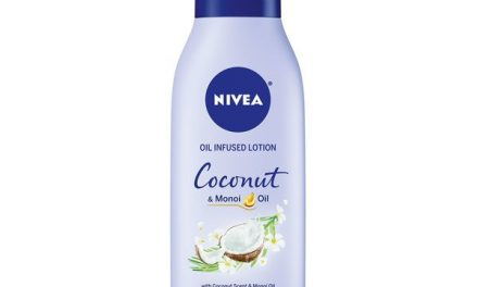 Nivea Oil n Lotion Coconut & Monoi Oil