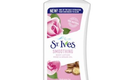 St. Ives Smoothing Rose & Argan Oil Body Lotion