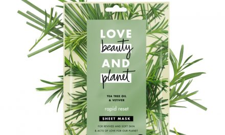 Unilever's Love Beauty and Planet runs reusable ad